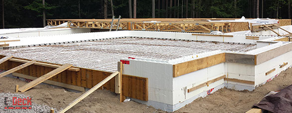 Concrete deck forms eps deck the better eps forming system for Icf concrete floors